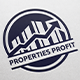 Properties Profit Crest Logo - GraphicRiver Item for Sale