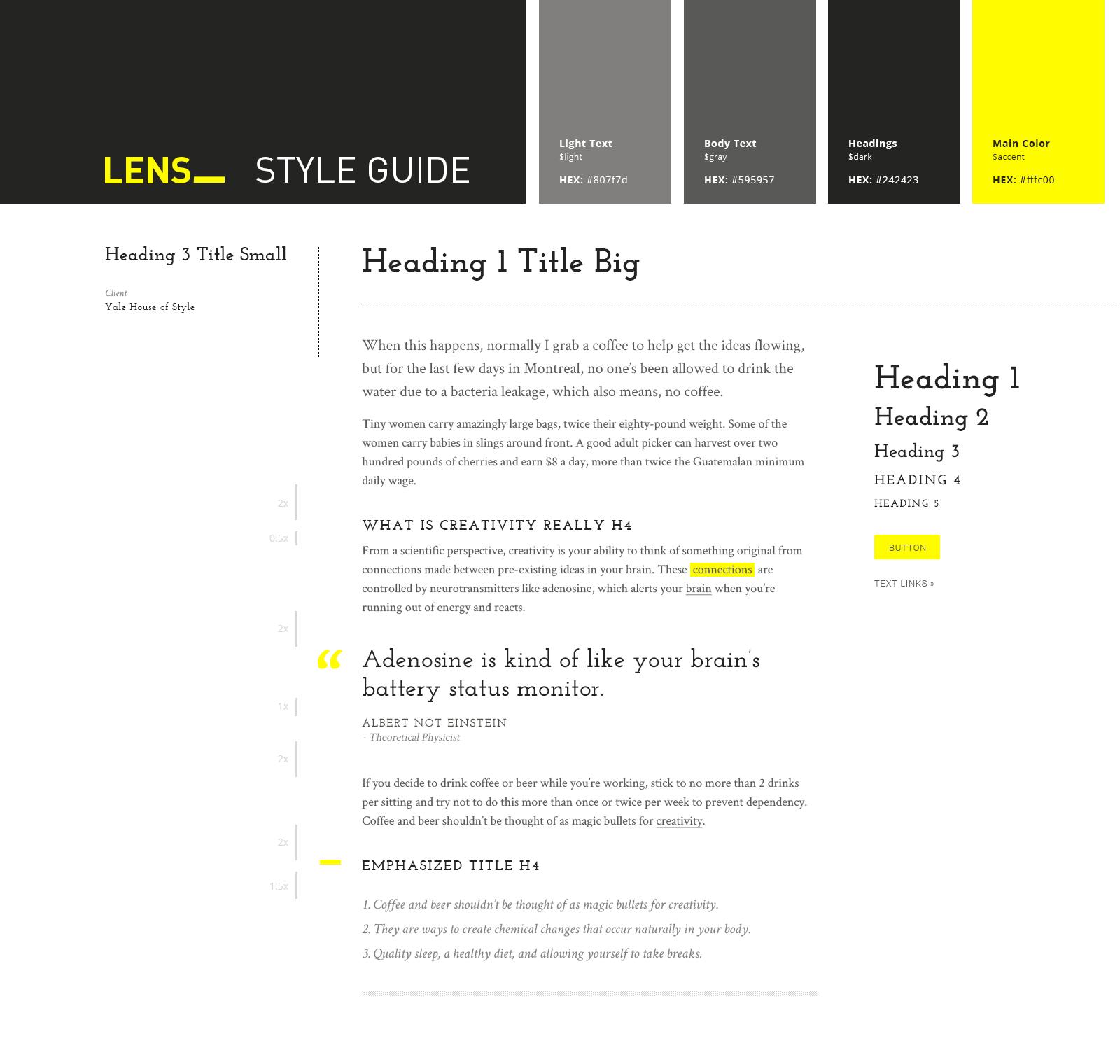 lens an enjoyable photography wordpress theme by pixelgrade rh themeforest net wordpress admin css style guide wordpress admin style guide