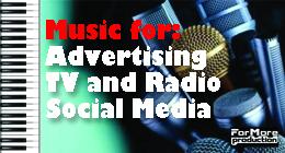Advertising / TV&Radio / Social Media
