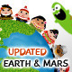 Earth & Mars - GraphicRiver Item for Sale