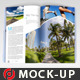 Magazine Mock-Ups - GraphicRiver Item for Sale