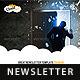 Cloud Creative Multipurpose E-newsletter Template  - GraphicRiver Item for Sale