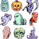 Set of Funny Halloween Characters - GraphicRiver Item for Sale