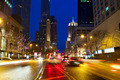 Magnificent Mile Traffic - PhotoDune Item for Sale