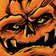 Halloween Flyer Haunted Pumpkin - GraphicRiver Item for Sale