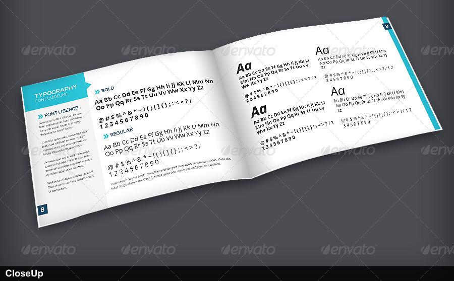 BrandBook Template | Volume 2 by vinirama | GraphicRiver