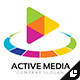 Active Media Logo - GraphicRiver Item for Sale