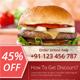 Restaurant Flyer Template V - 01 - GraphicRiver Item for Sale