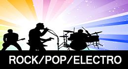 Rock, Pop & Electro