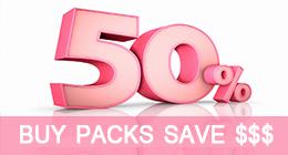 Music Packs SAVE 50%!!!