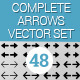 Arrows Vector Set - GraphicRiver Item for Sale