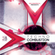 Techno Combustion Flyer Template - GraphicRiver Item for Sale