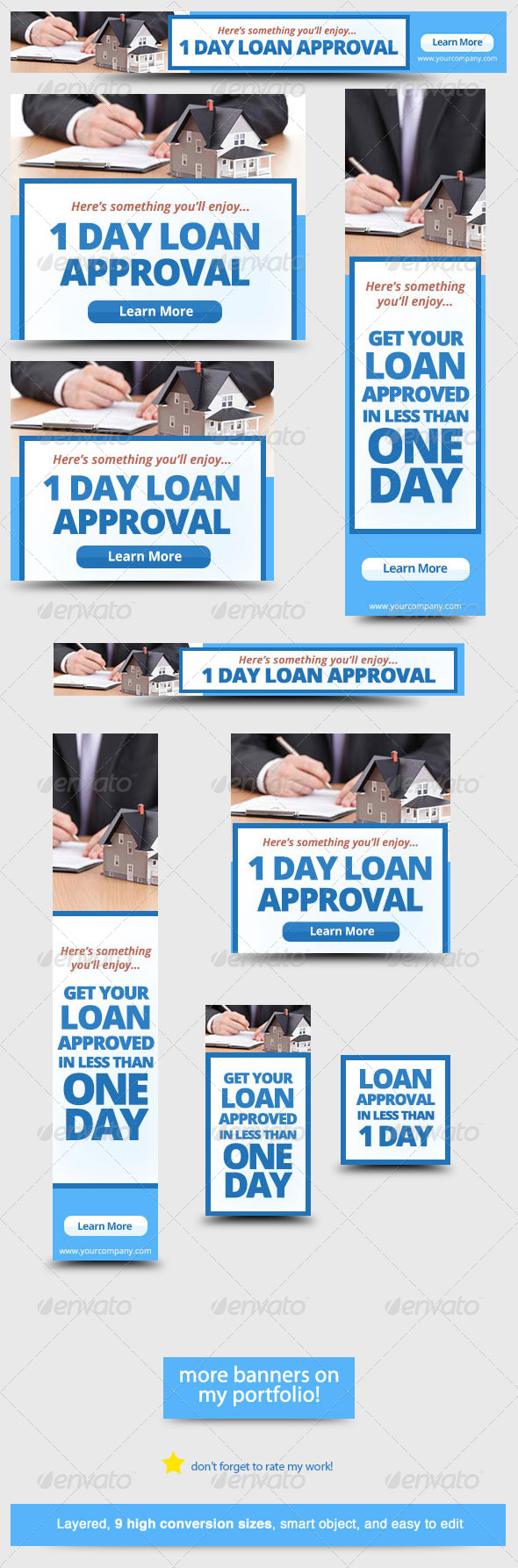 Home loan web banner design template by admiraladictus graphicriver home loan web banner design template banners ads web elements maxwellsz