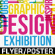 Graphic Design Exhibition Flyer/Poster - GraphicRiver Item for Sale