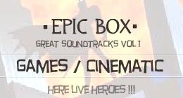 Epic Box : Great soundtracks vol 1