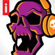 Skull Head Logo Template | Deathsound - GraphicRiver Item for Sale