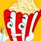 Popcorn Mascot - GraphicRiver Item for Sale