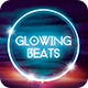 Glowing Beats Flyer - GraphicRiver Item for Sale