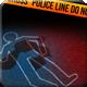 Murder Crime Scene Background - GraphicRiver Item for Sale