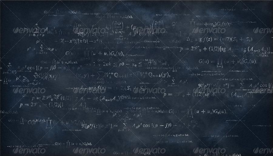 math blackboard background hd - photo #27