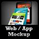 Web / App Showcase Mockup - GraphicRiver Item for Sale