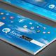 Social Cloud : Social Media 3 Size Envelop Pack