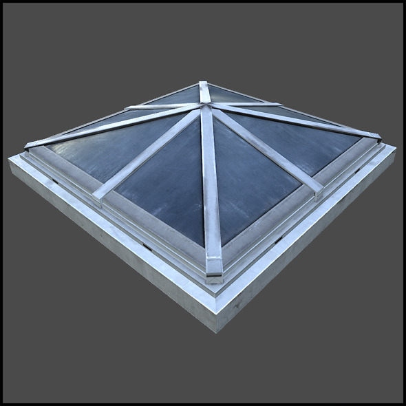 Small Skylight - 3DOcean Item for Sale