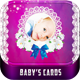 Baby's Card - GraphicRiver Item for Sale