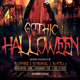 Gothic Halloween Flyer - GraphicRiver Item for Sale