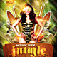 Welcome To The Jungle Flyer - GraphicRiver Item for Sale
