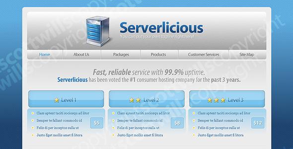 Serverlicious | Web Hosting - Hosting Technology
