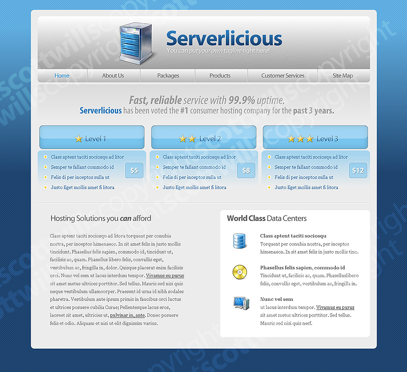 Free Download Serverlicious | Web Hosting Nulled Latest Version