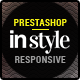 Responsive Dress Store PrestaShop Theme - InStyle Nulled