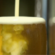 Foamy Beer Being Poured Into Glass - VideoHive Item for Sale