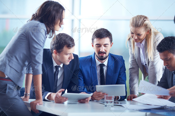 Business planning - Stock Photo - Images