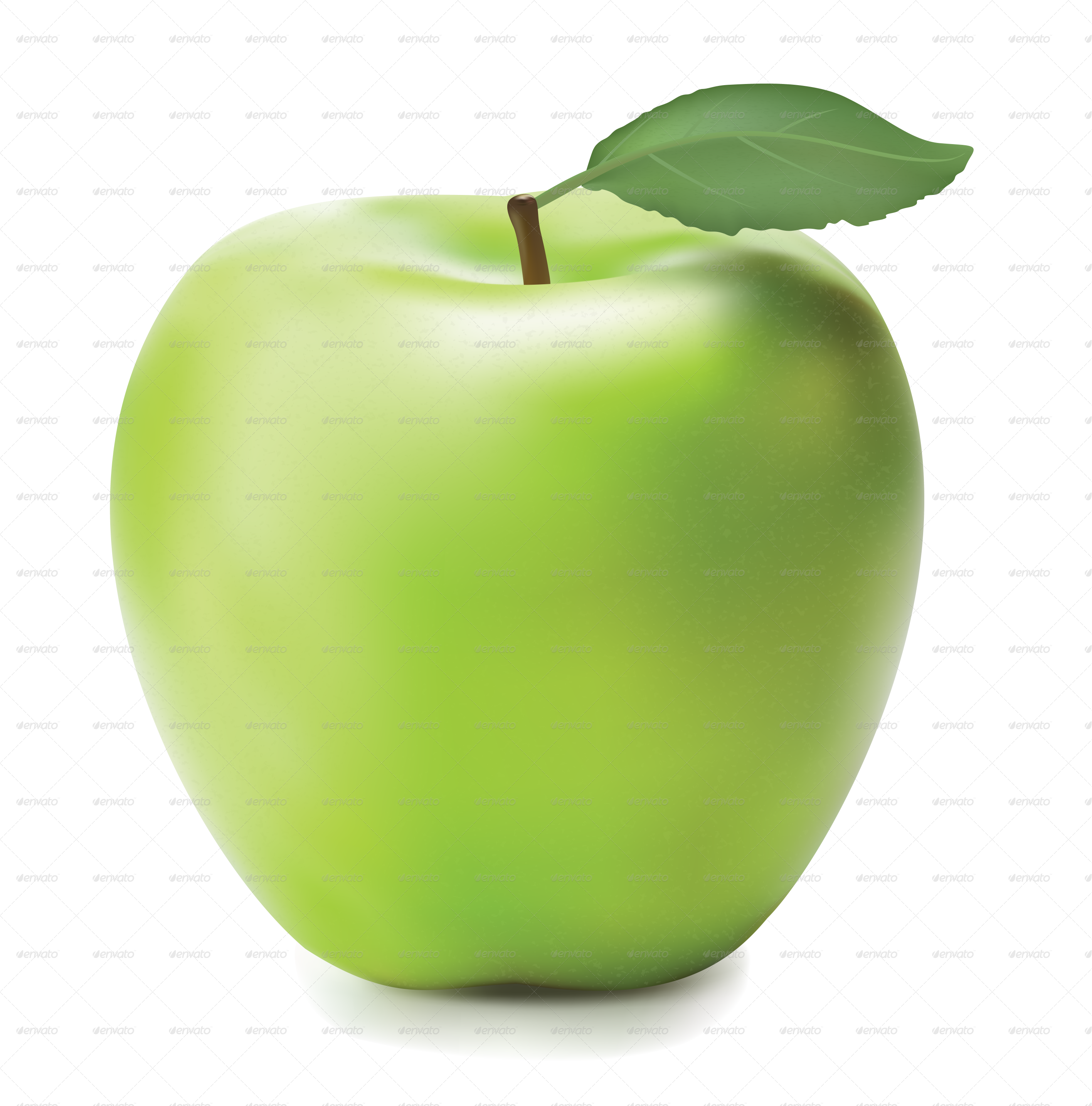 green apple transparent. green apple - food objects. applegreen.jpg transparent