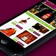Liquor Application - GraphicRiver Item for Sale