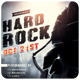 Hard Rock - Flyer [Vol.2] - GraphicRiver Item for Sale