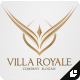 Villa Royale Logo - GraphicRiver Item for Sale