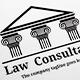 Law Consultant V2 Logo - GraphicRiver Item for Sale