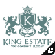 King Estate Logo - GraphicRiver Item for Sale