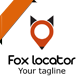 Fox Locator Logo, - GraphicRiver Item for Sale