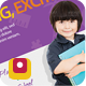 Junior School Promotion Flyers Vol2 - GraphicRiver Item for Sale