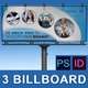Corporate Business Billboard | Volume 4 - GraphicRiver Item for Sale