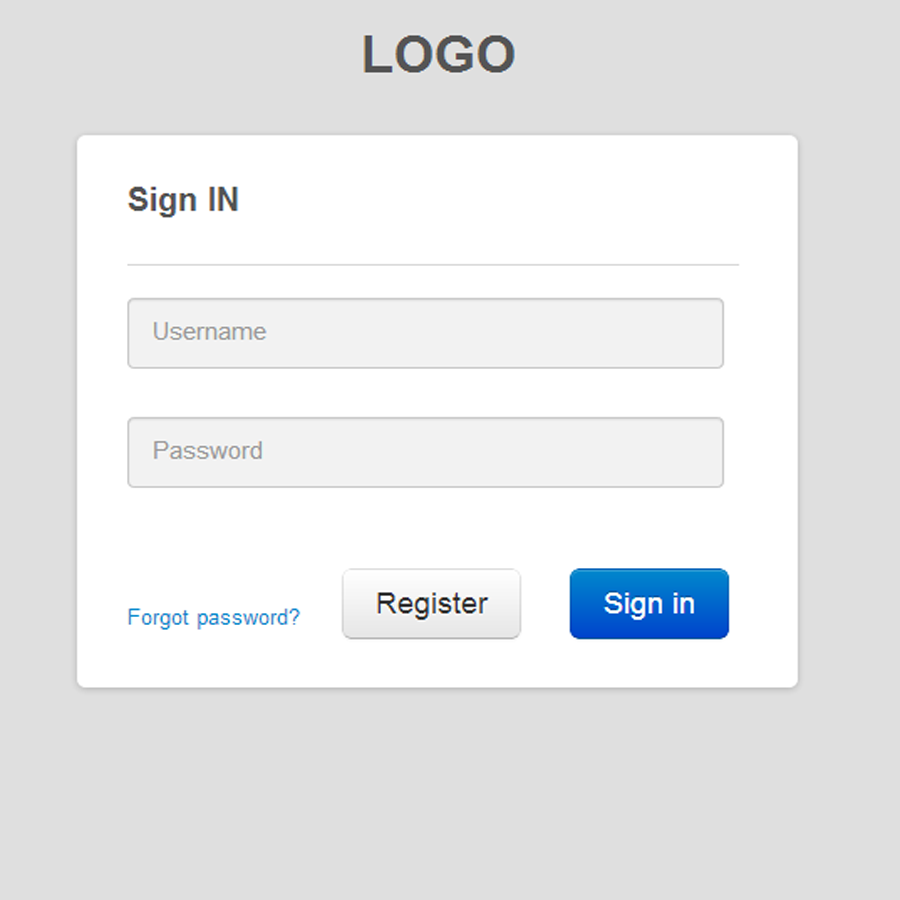 Secure php login registration system by jeyaganesh89 codecanyon screenshot1g falaconquin