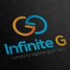 Infinite G Letter G Logo - GraphicRiver Item for Sale