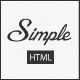 Simple : Responsive Muti-Purpose Corporate Template Nulled