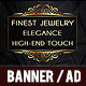 Luxurious Products Promotion Banner - GraphicRiver Item for Sale