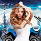 Winter Bash | Flyer Template - GraphicRiver Item for Sale