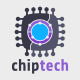 Chiptech Logo  - GraphicRiver Item for Sale